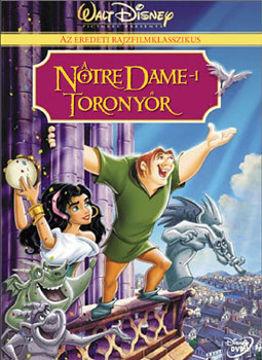 A Notre Dame-i toronyőr termékhez kapcsolódó kép