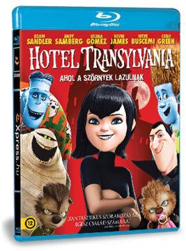 Hotel Transylvania - Ahol a szörnyek lazulnak termékhez kapcsolódó kép