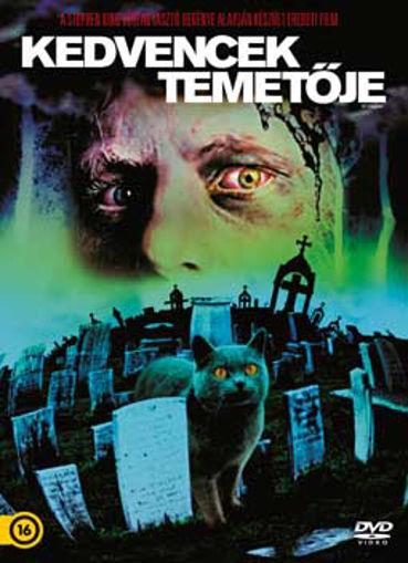 Stephen King: Kedvencek temetője (1989) termékhez kapcsolódó kép