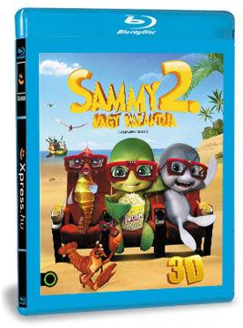 Sammy nagy kalandja 2.: Menekülés a Paradicsomból (BD3D) termékhez kapcsolódó kép