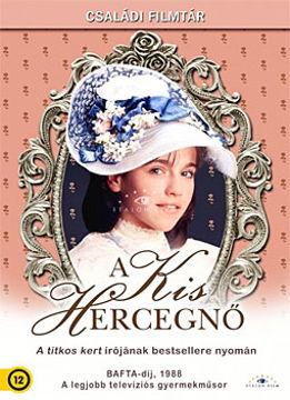 A kis hercegnő (2 DVD) termékhez kapcsolódó kép