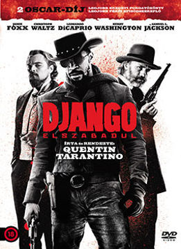 Django elszabadul termékhez kapcsolódó kép