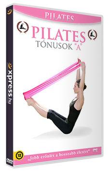Pilates: Tónusok A termékhez kapcsolódó kép