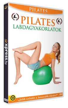Pilates: Labdagyakorlatok termékhez kapcsolódó kép