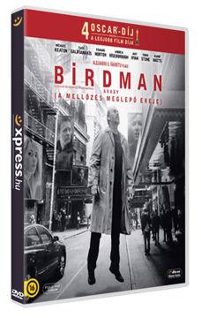 Birdman avagy (a mellőzés meglepő ereje) termékhez kapcsolódó kép