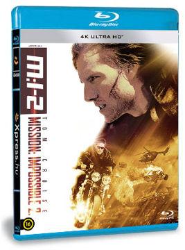 Mission: Impossible 2. (4K Ultra HD (UHD)) termékhez kapcsolódó kép