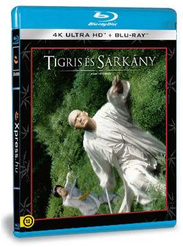 Tigris és Sárkány (4K Ultra HD (UHD) + BD) termékhez kapcsolódó kép