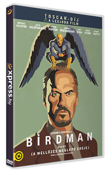 Birdman avagy (a mellőzés meglepő ereje) (zöld borítós) termékhez kapcsolódó kép