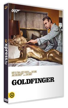 James Bond 03.: Goldfinger (új kiadás) termékhez kapcsolódó kép