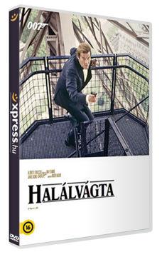 James Bond 14.: Halálvágta (új kiadás) termékhez kapcsolódó kép