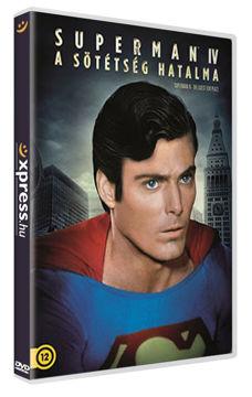 Superman 4.: A sötétség hatalma (új borítós változat) termékhez kapcsolódó kép