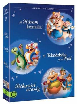 Disney klasszikusok gyűjtemény 5. (3 DVD) termékhez kapcsolódó kép