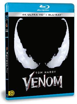 Venom (4K UHD+BD) termékhez kapcsolódó kép
