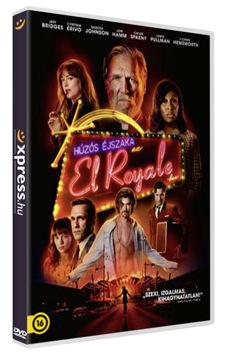 Húzós éjszaka az El Royale-ban termékhez kapcsolódó kép