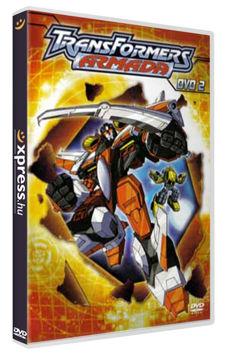 Transformers Armada 2. termékhez kapcsolódó kép