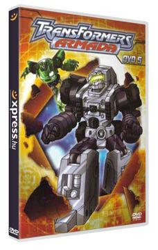 Transformers Armada 5. termékhez kapcsolódó kép