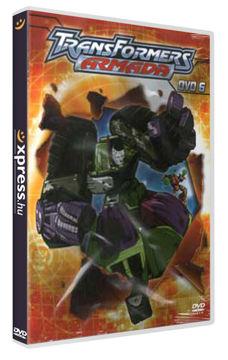 Transformers Armada 6. termékhez kapcsolódó kép