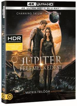 Jupiter felemelkedése (4K Ultra HD (UHD) + BD) termékhez kapcsolódó kép