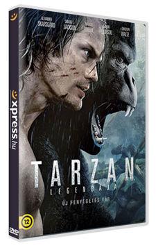 Tarzan legendája termékhez kapcsolódó kép