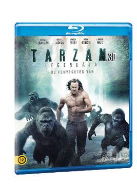 Tarzan legendája (BD3D+BD) termékhez kapcsolódó kép
