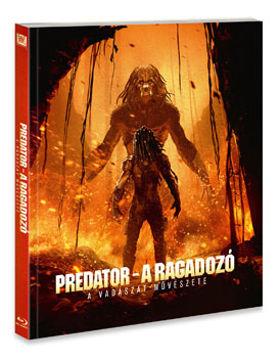 Predator - A ragadozó - limitált, digibook változat termékhez kapcsolódó kép