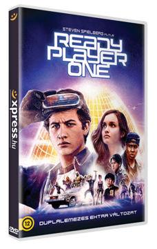 Ready Player One - duplalemezes extra változat termékhez kapcsolódó kép