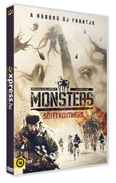Monsters - Sötét kontinens termékhez kapcsolódó kép