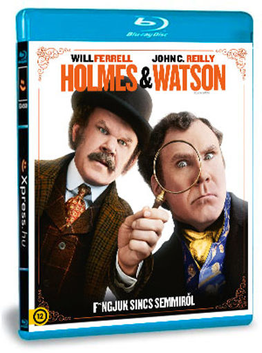 Holmes és Watson termékhez kapcsolódó kép