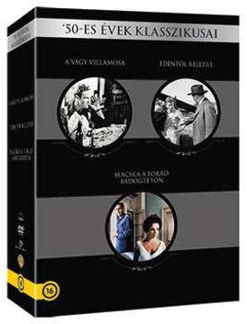 Az 50-es évek klasszikusai gyűjtemény (5 DVD) termékhez kapcsolódó kép