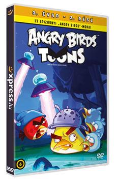 Angry Birds Toons - 3. évad, 2. rész termékhez kapcsolódó kép