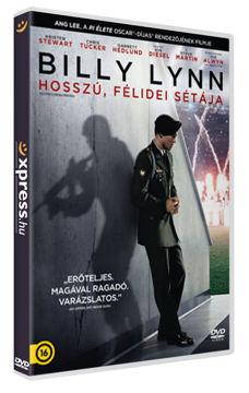 Billy Lynn hosszú, félidei sétája termékhez kapcsolódó kép