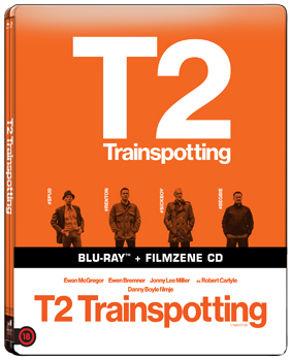 T2 Trainspotting (BD+filmzene CD) - limitált, fémdobozos változat (steelbook) termékhez kapcsolódó kép