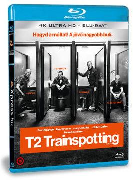 T2 Trainspotting (4K Ultra HD (UHD) + BD) termékhez kapcsolódó kép