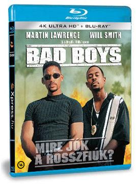 Bad Boys - Mire jók a rosszfiúk (4K Ultra HD (UHD) + BD) termékhez kapcsolódó kép