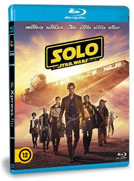 Solo: Egy Star Wars történet (2BD) termékhez kapcsolódó kép
