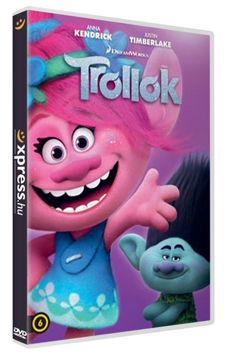 Trollok (DreamWorks gyűjtemény) termékhez kapcsolódó kép