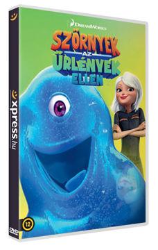 Szörnyek az űrlények ellen (DreamWorks gyűjtemény) termékhez kapcsolódó kép
