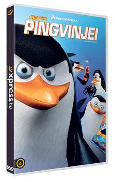 A Madagaszkár pingvinjei (DreamWorks gyűjtemény) termékhez kapcsolódó kép