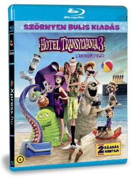 Hotel Transylvania 3. - Szörnyen rémes vakáció termékhez kapcsolódó kép