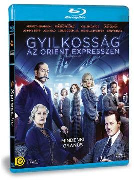 Gyilkosság az Orient Expresszen (2017) termékhez kapcsolódó kép