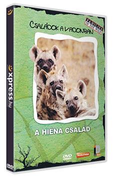 Családok a vadonban - A hiéna család termékhez kapcsolódó kép