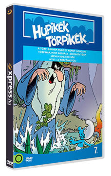 Hupikék törpikék 7. (új kiadás) termékhez kapcsolódó kép
