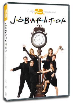 Jóbarátok - 2. évad (3 DVD) termékhez kapcsolódó kép