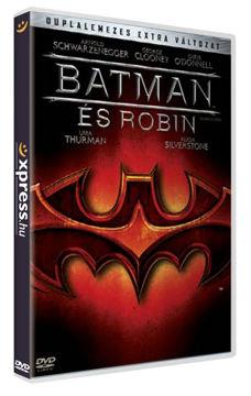 Batman és Robin termékhez kapcsolódó kép