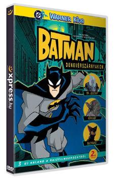 Batman: Denevérszárnyakon  termékhez kapcsolódó kép