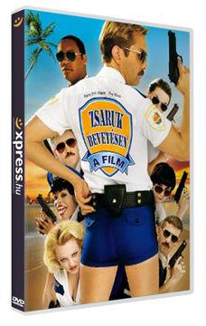 Zsaruk bevetésen - A film termékhez kapcsolódó kép