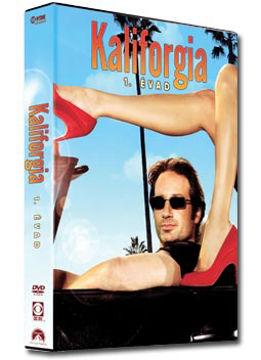 Kaliforgia - 1. évad (3 DVD) termékhez kapcsolódó kép