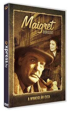 Maigret – A nyakigláb cica termékhez kapcsolódó kép
