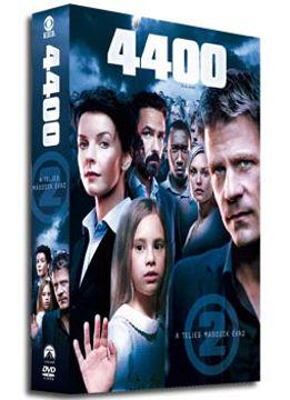 4400 - 2. évad (4 DVD) termékhez kapcsolódó kép