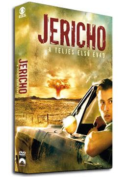 Jericho - 1. évad (6 DVD) termékhez kapcsolódó kép